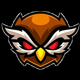 mentahan logo owl