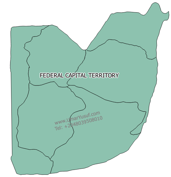 Geospatial Solutions Expert: Map of Nigeria States\' Senatorial Districts