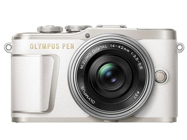 Olympus Pen E-PL9 белого цвета