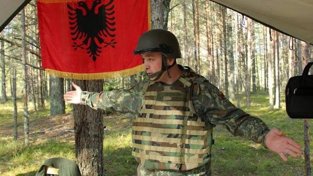 Albanian commander Klodian Tanushi dies in NATO mission in Latvia
