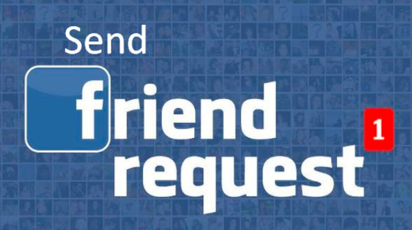 How To Send Friend Request In Facebook