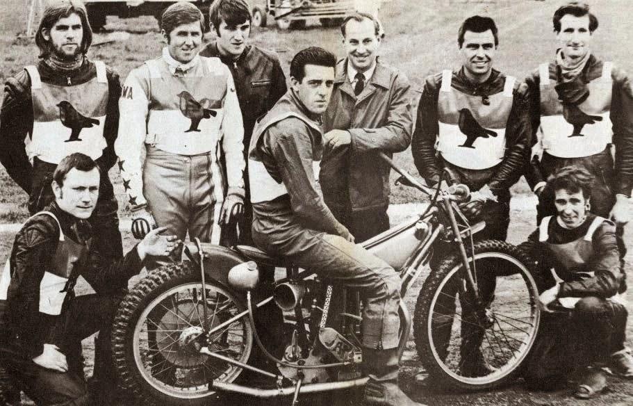 Speedway Archive: Team Photos 1969