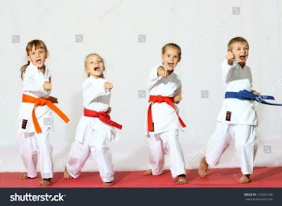 Manfaat Olahraga beladiri untuk anak