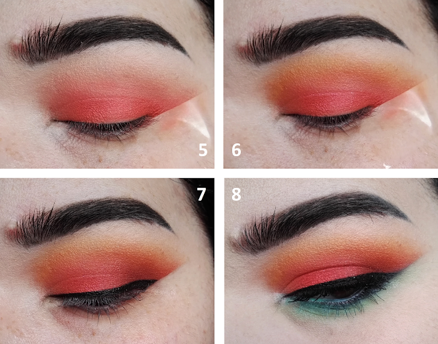 Tutoriel Maquillage Bicolore