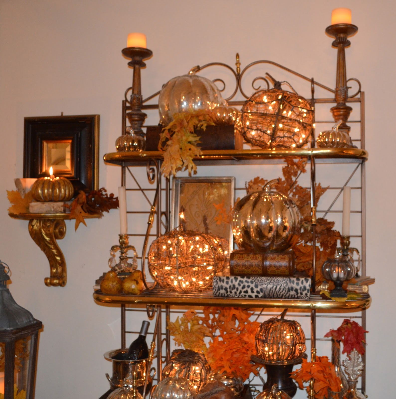 Autumn decorating ideas - Friendship Life And Style Is It Too Early For Fall Decorating