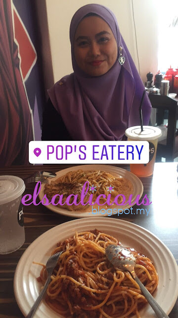 FOOD REVIEW : PoP's Eatery, Wangsa Maju