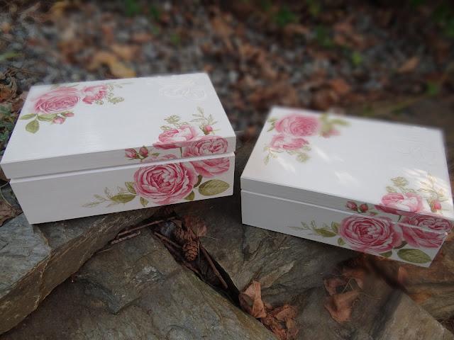 Pamiątkowe pudełka – ślubne podziękowania dla rodziców
