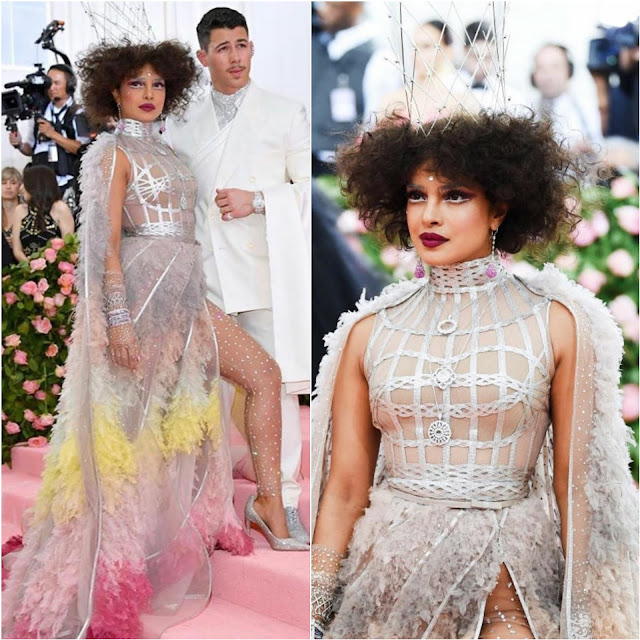 Priyanka Chopra Slays at MET GALA 2019