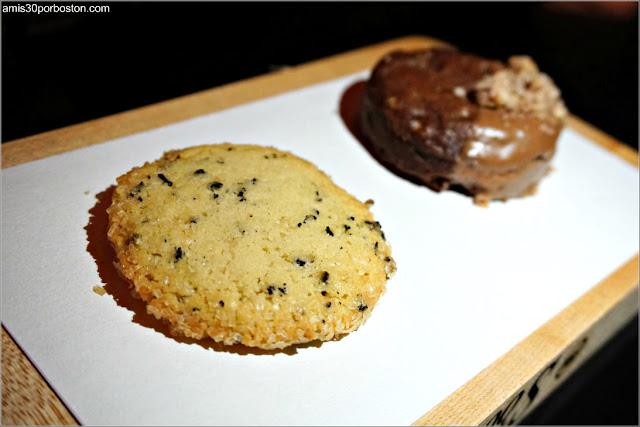 Earl Grey Cookie en The Bazaar By José Andrés en Miami Beach