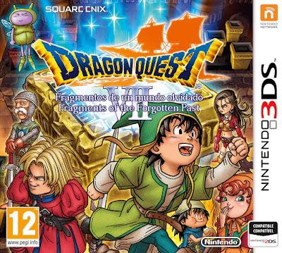 Dragon Quest VII CIA 3DS EUR