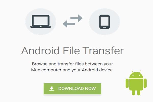 cara menggunakan android file transfer