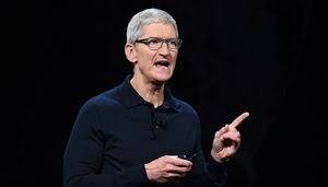 WHAT!!  'Being Gay is God's Greatest gift' – Apple CEO, Tim Co