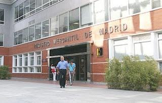 Registro mercantil - Derecho mercantil