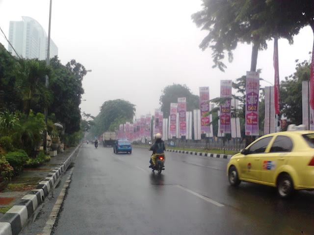 image Jalan Senayan Jakarta