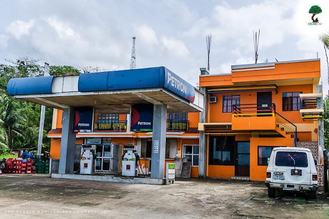 caramoran petron station