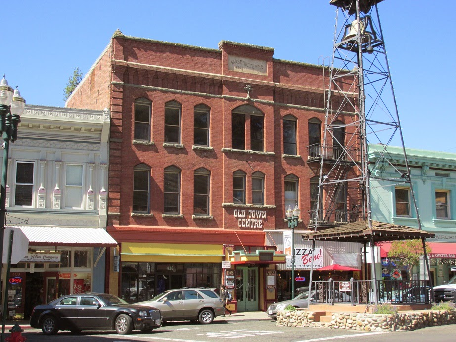 placerville historic buildings