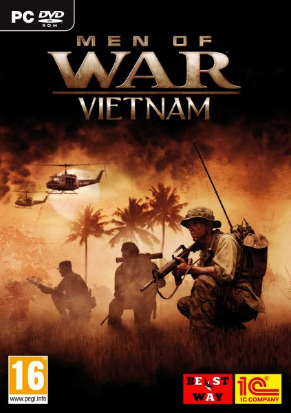 Man Of War Vietnam