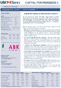 Studio societario di UBI Banca su Capital for Progress 2