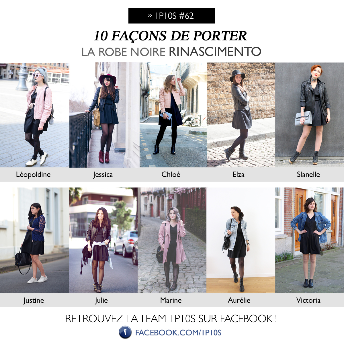 1P10S collectif blogueuses