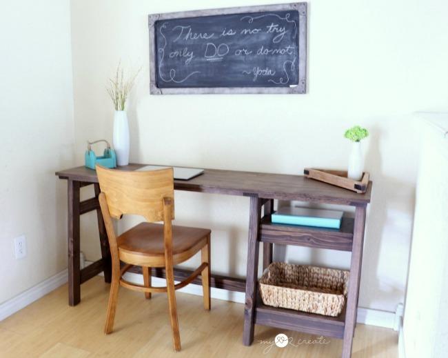 a- frame desk