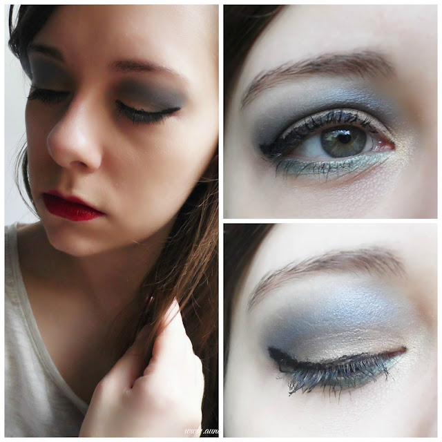monday shadow challenge - bley navy