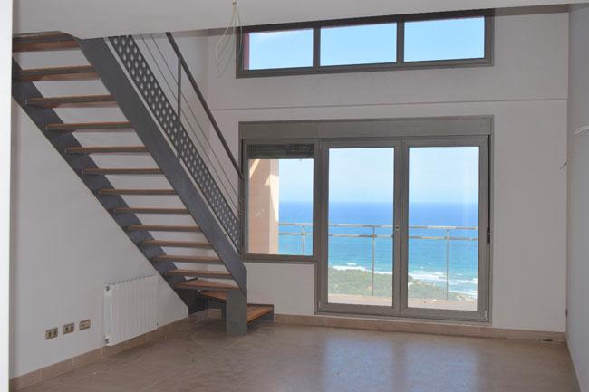 atico duplex en venta torre bellver salon
