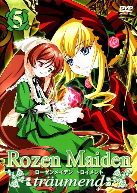 Rozen Maiden: Traumed (12/12) + Especiales (80MB) (HDL) (Sub Español) (Mega)