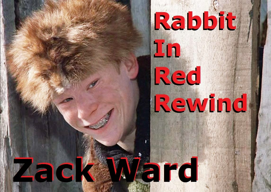 zack ward christmas story interview
