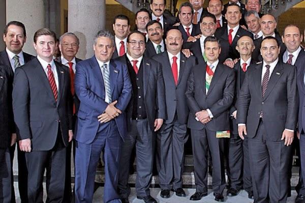 Crece la lista de exgobernadores detenidos por corrupción