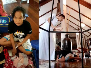 Thumbnail image for Datuk Aliff Syukri Mengamuk Pembantu Rumah Mencuri, Buat Live Video Di Facebook
