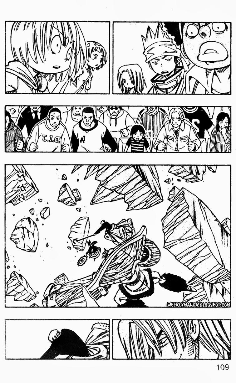 Shaman King [Vua pháp thuật] chap 134 trang 19