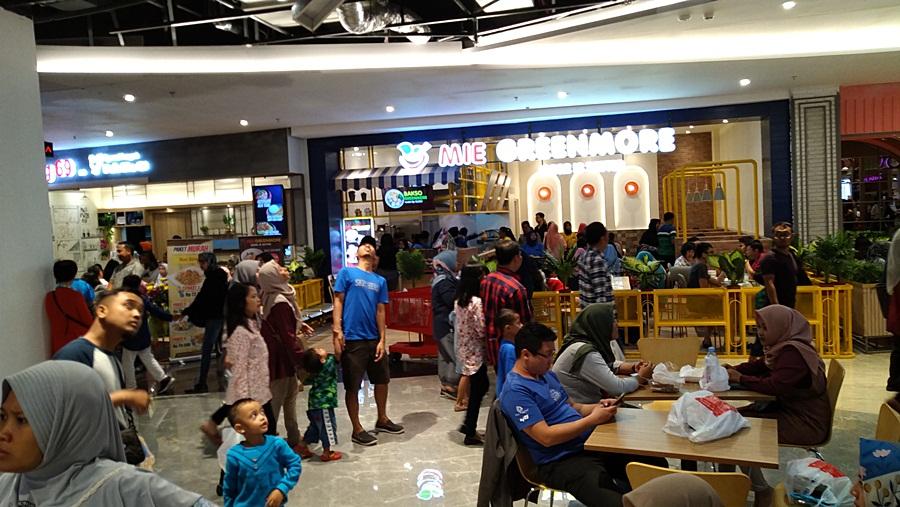Food court Transmart MX Malang