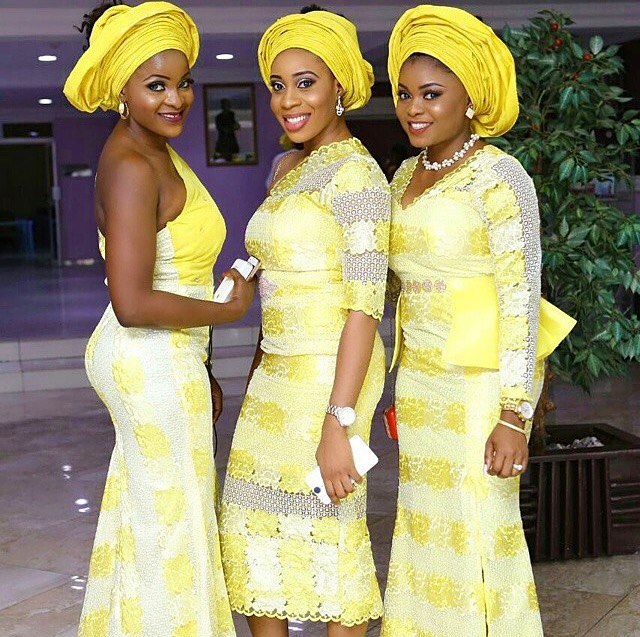 Top 20 latest aso ebi for wedding styles od9jastyles style 2 junglespirit Image collections