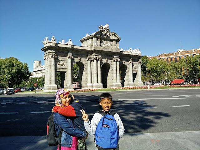 wisata Madrid
