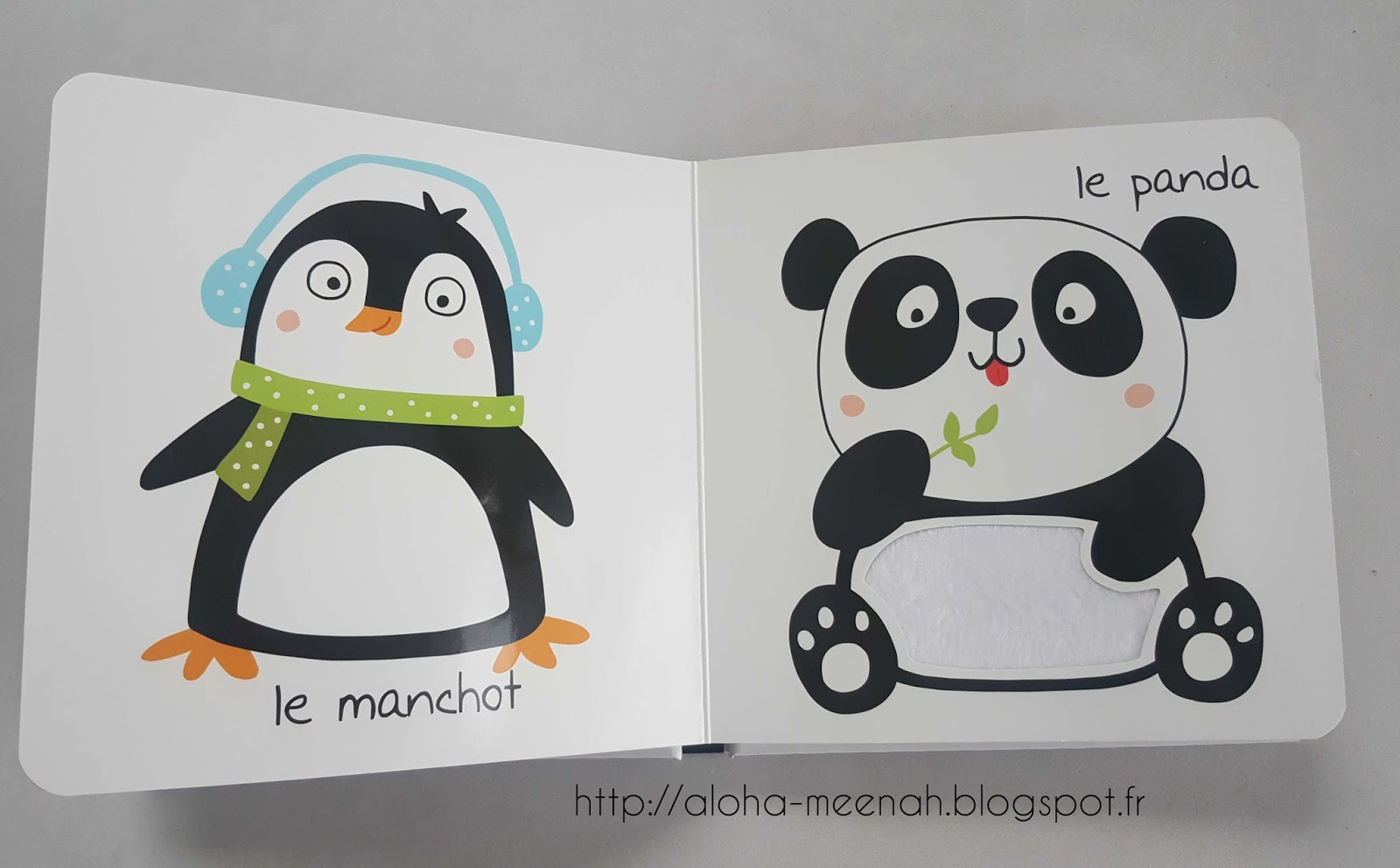 Meenah Editions Tamtam Mes Petites Couleurs Blanc Et Noir