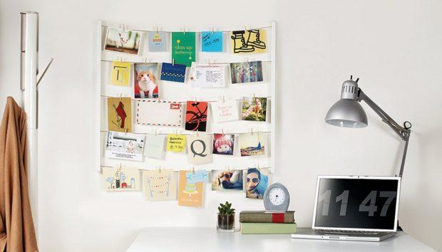 DIY για να διακοσμήσετε τους τοίχους