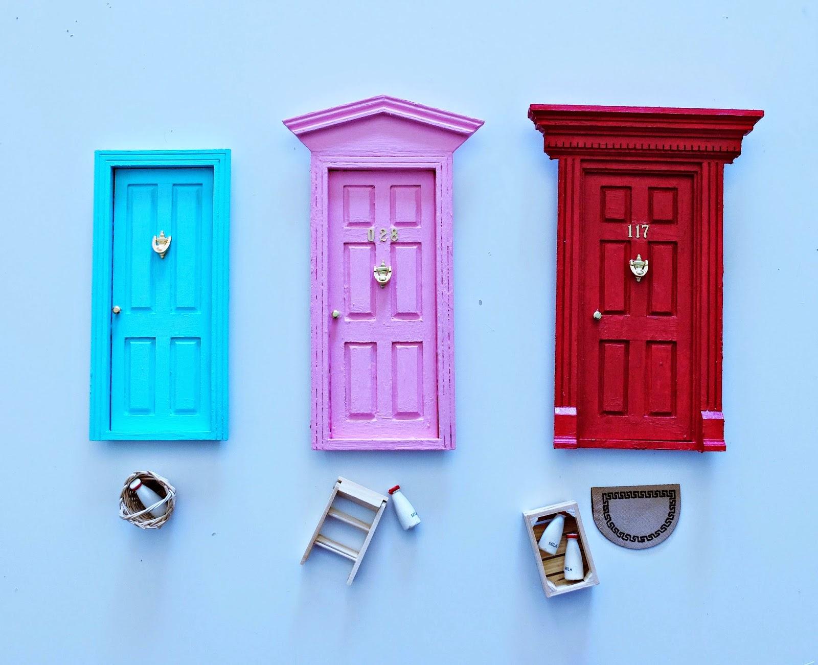 DIY Puerta Ratoncito Pérez - Tooth Fairy Door -Puerta  Raton Perez