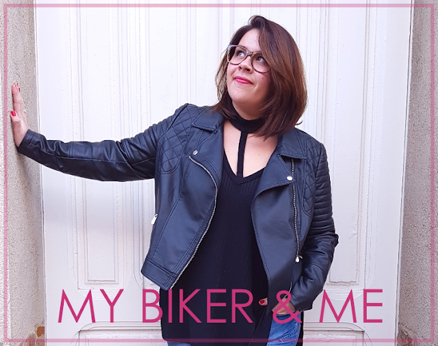 MY BIKER & ME · Outfit