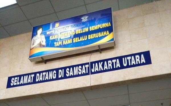 Alamat & Nomor Telepon Kantor Samsat Jakarta Utara