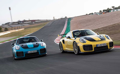 Porsche 911 GT2 RS will be launched in India on July 10 speed 100 kmph in 2.8 seconds