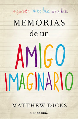 Libro: Memorias de un amigo imaginario