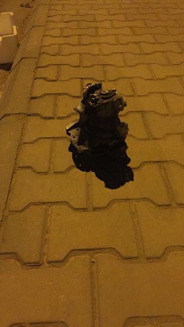 صاروخ الرياض المطلق من اليمن