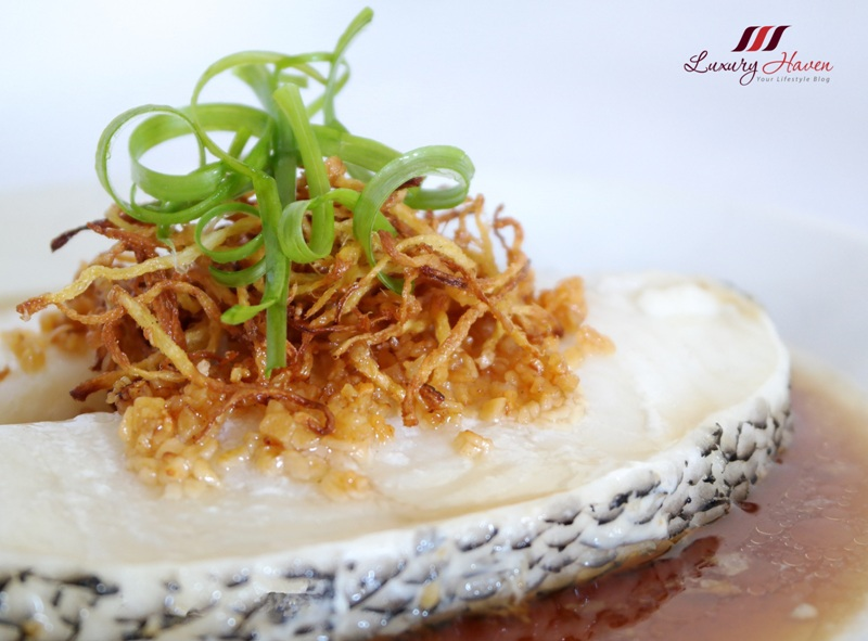 purelyfresh fragrant steamed codfish with crispy ginger recipes