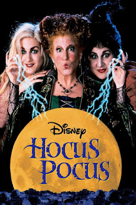 Hocus Pocus (1993) Dual Audio Hindi 480p BluRay 300MB