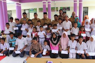 Bupati Bireuen Wacanakan Dana Desa Untuk Santunan Anak Yatim