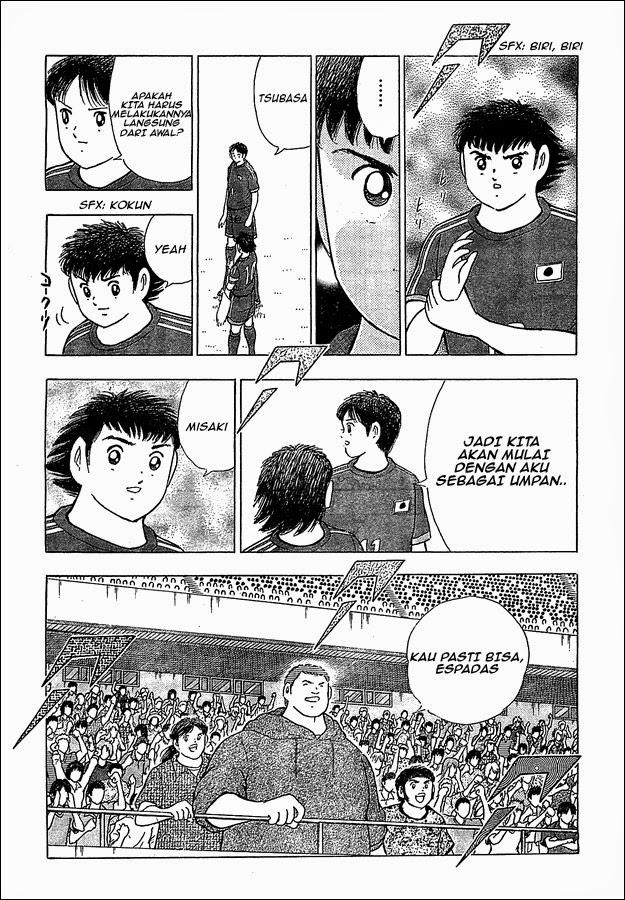 Captain Tsubasa – Rising Sun Chapter 03-6