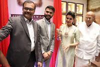 Samantha Ruth Prabhu in Cream Suit at Launch of NAC Jewelles Antique Exhibition 2.8.17 ~  Exclusive Celebrities Galleries 062.jpg