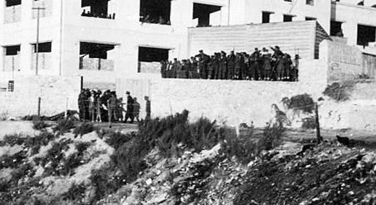 Εβρίτες αιχμάλωτοι στη μεγάλη απόδραση της Κρήτης το 1941