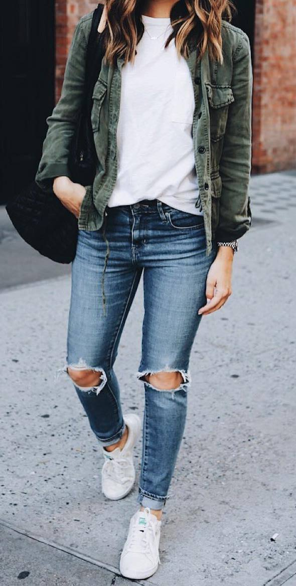 50 Best Everyday Casual Outfit Ideas You Need To Copy Asap