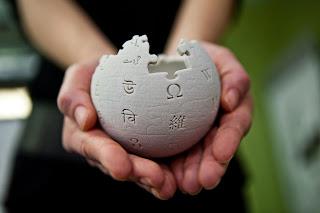 Wikipedia en Python